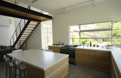 חדש! כתבה על בית שהייתה לי הזכות לתכנן ולעצב מגזין בית ונוי –  בית שמרגיש את הים …..